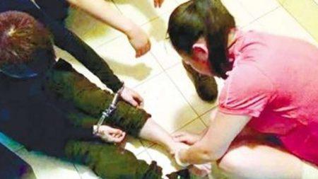 발목 다친 도둑, 피해여성이 안마 해주자 감격해 자백
