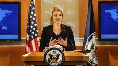 """美국무부 """"비핵화가 먼저…北 협조하면 상당히 빨리 마칠수있어"""""""