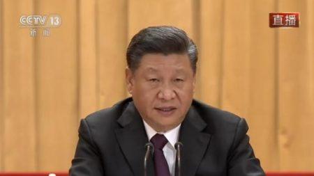 """시진핑 """"다자무역체제 지지…영원히 패권 추구 않겠다""""(종합)"""