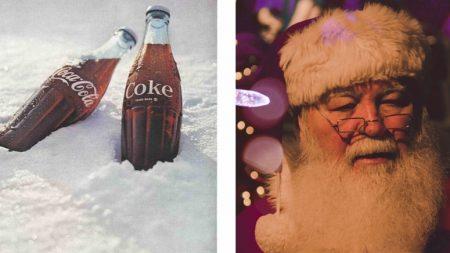 산타클로스는 어떻게 코카콜라의 상징이 됐나… 3세기로 거슬러 올라가는 이야기