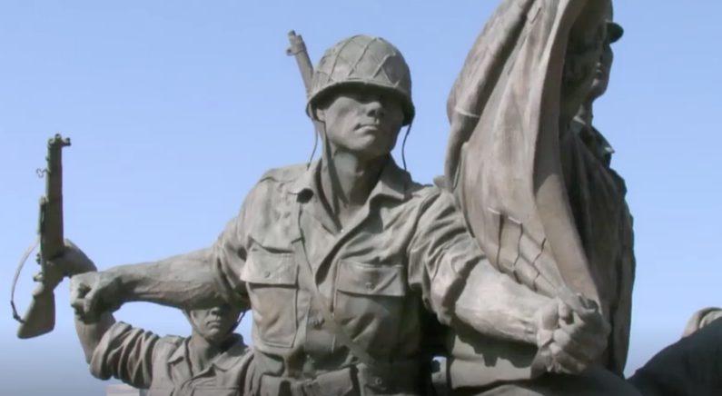 한국의 현대사를 고스란히 간직한 '전쟁기념관'