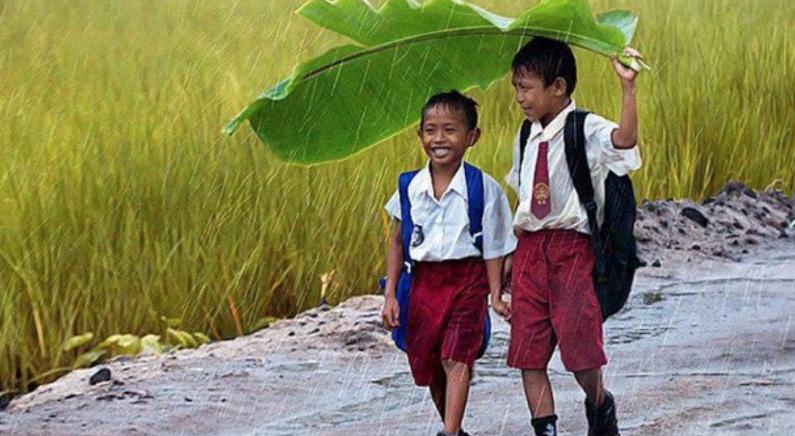 돈으로 살 수 없는 '마음에서 시작된 진짜 행복'