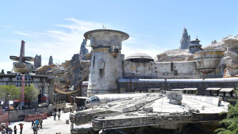 영화 '스타워즈'의 시골별 '바투'행성 그대로 옮긴 디즈니랜드 테마파크 개장