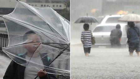 """""""6월 말부터 폭우 쏟아지는 '2019 장마' 시작된다"""""""
