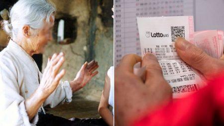 '로또 1등' 당첨돼 22억원 손에 쥔 할머니가 당장 하고 싶은 일