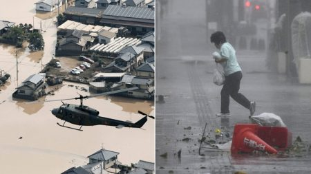 요즘 '장마철'인데도 우리나라에 폭우가 쏟아지지 않는 이유