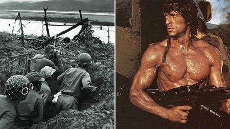 '혼자서 고지 탈환' 6.25 전쟁에 실존했던 '람보' 박관욱 일병