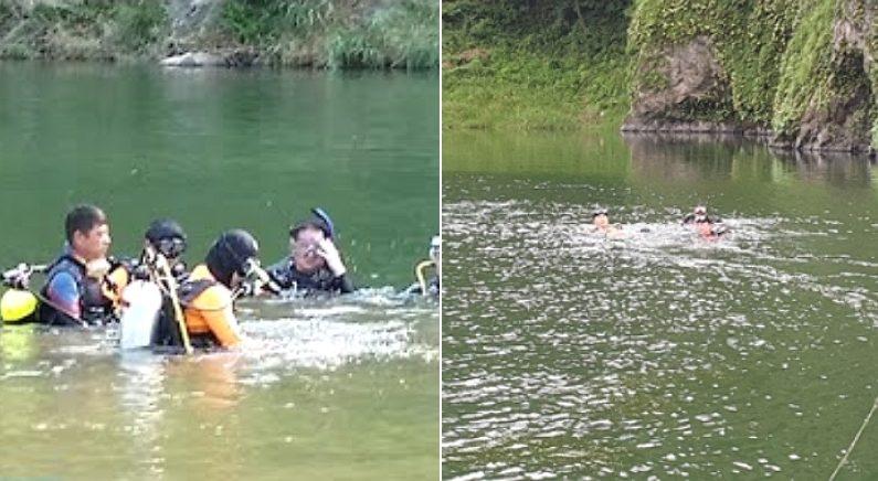 물놀이하다 강에 빠진 10살 손자 구하려던 할아버지가 숨지는 사고가 발생했다
