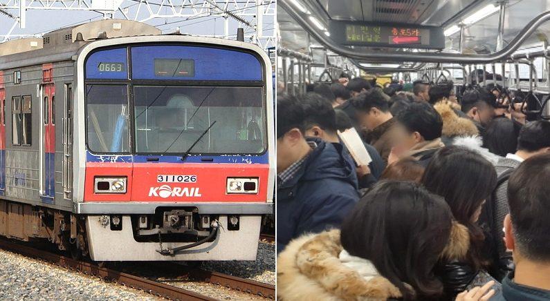 냄새나는 지하철 1호선 드디어 '신형 열차'로 바뀐다