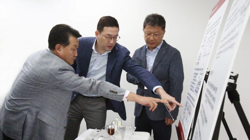 LG 새해 시무식 디지털로 전환…젊은 총수 구광모식 실용주의