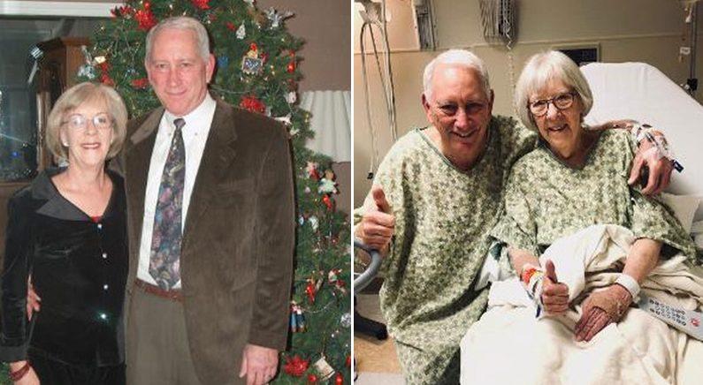 아픈 아내 위해 자신의 '신장' 내어 준 74세 사랑꾼 남편