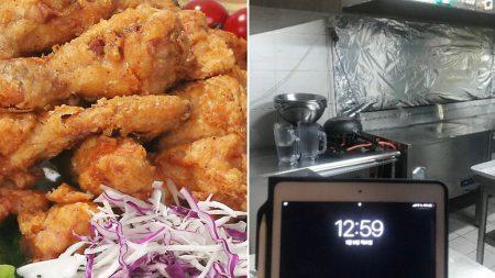 매일 마감 후 청소한 주방 '인증샷' 남기는 치킨집 사장님