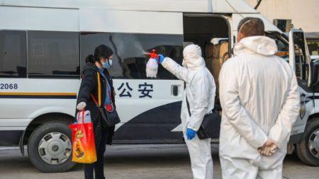 中 정권, 신종 코로나바이러스 확산 와중에도 언론 통제 강화