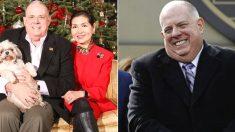 한국인 아내 둔 미국 주지사가 아내 덕을 톡톡히 보고 있다