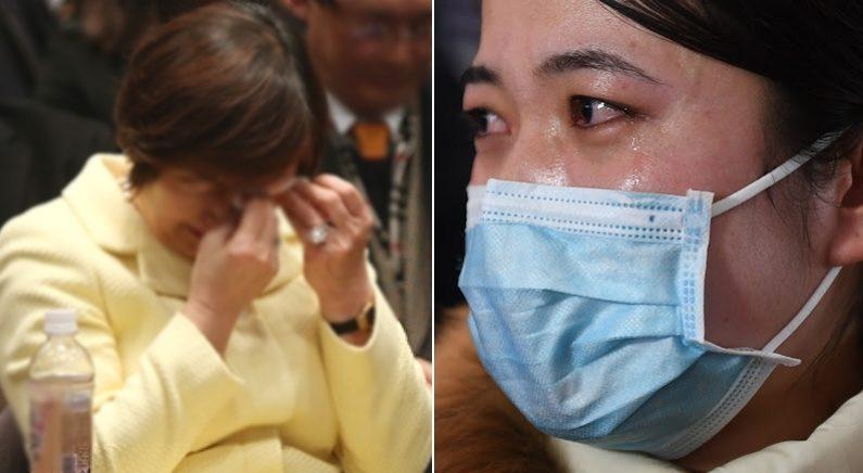 """""""죄송합니다…"""" 100일간 쉬지도 못하고 환자 치료하다 '확진 판정'받고 펑펑 운 간호사"""
