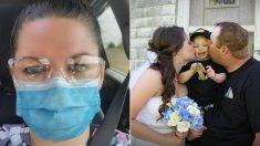 """""""이제 막 결혼한 새신부였는데…"""" 환자들 돌보러 가는 길에 '총기 난사'로 희생된 간호사"""