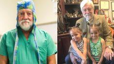 샴쌍둥이 분리 수술로 많은 아기들 살렸던 의사가 코로나 환자들 치료하다 감염돼 세상을 떠났다