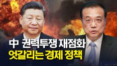 중국 권력투쟁 재점화? 시진핑 vs 리커창 엇갈리는 경제정책