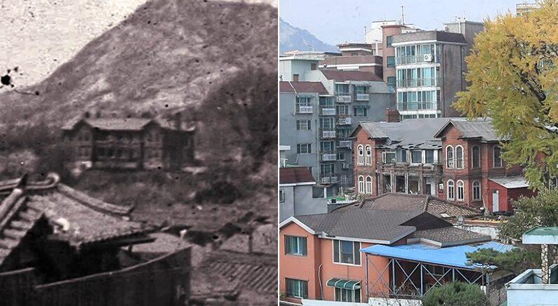서울 한복판에 100년 넘게 서 있는 미스터리한 집 '딜쿠샤'의 정체