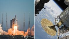 중국이 쏜 '21t 로켓' 곧 지구에 추락…파편 일부 지상에 떨어질 수도