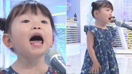 동요대회에서 사상 최연소로 은상 탄 2살 아기의 '고음 폭발' 터진 근황 (영상)