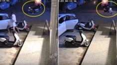 중국 거리에서 여성 납치당하는데 멀뚱멀뚱 구경하는 행인들 (영상)