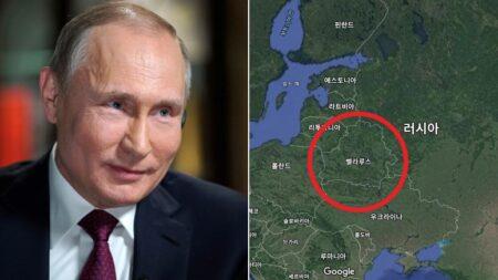 """""""다시 소련 되나"""" 러시아-벨라루스 '국가통합' 한다"""