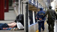 """""""차라리 감옥이 낫겠다"""" 코로나 때문에 노숙 생활하다 29년 만에 자수한 탈옥수"""