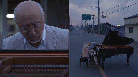 해도 안 뜬 새벽에 한국 시골길 와서 콘서트 연 세계적인 일본인 피아니스트 (영상)