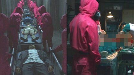 '오징어 게임'으로 인해 중국 '불법 장기 적출'이 전 세계에 알려지고 있다